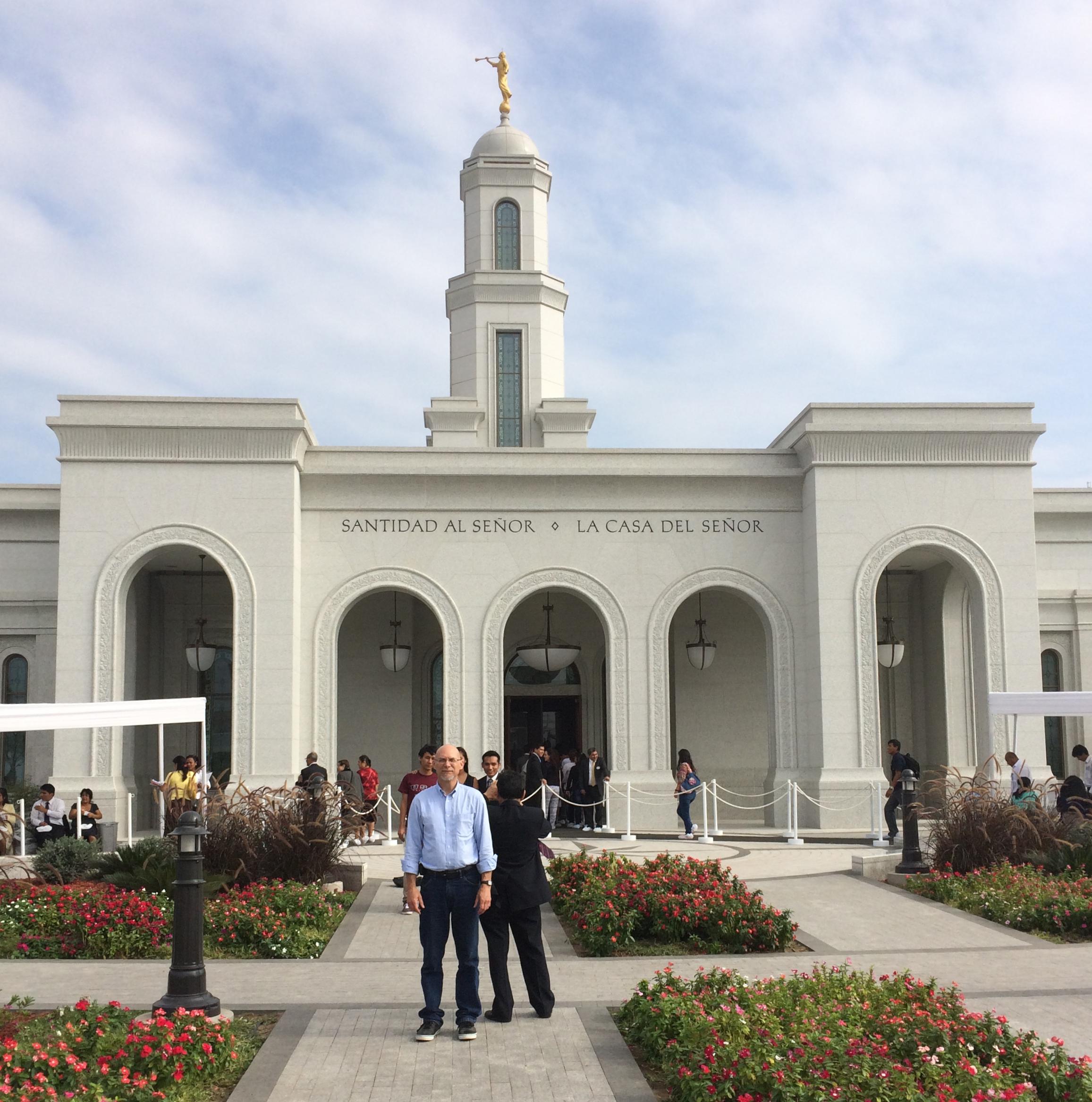 Peligro de los Templos Mormones - Parte 1