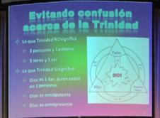 4 Razones porque evitar la Trinidad con los Testigos